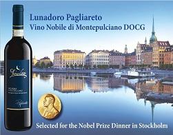 Stockholm Nobel Prize Dinner 2019