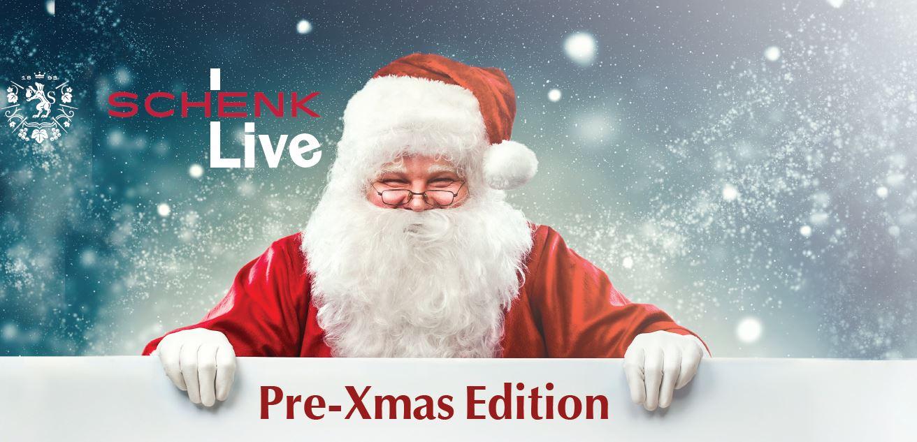 SchenkLive - Pre-Xmas Edition