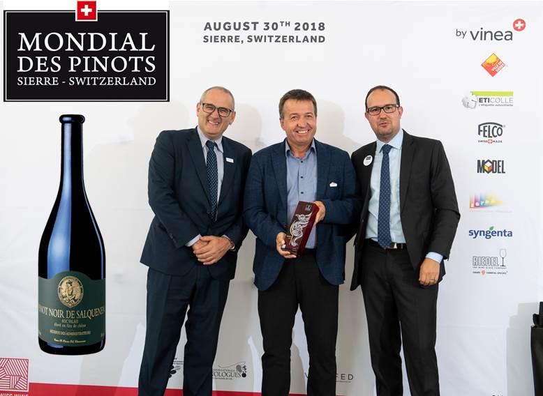 Mondial des Pinots 2018