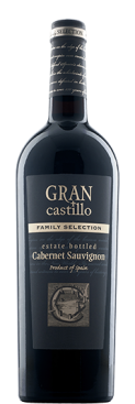 Cabernet Sauvignon Gran Castillo Family Selection Valencia DO
