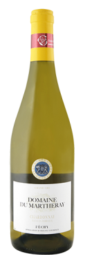 Domaine du Martheray Chardonnay barrique Grand Cru Féchy La Côte AOC